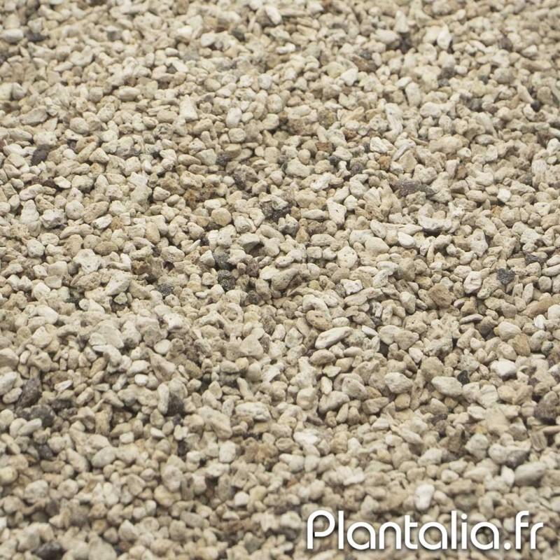 Pierre Ponce / Pumice calibre 1/3mm - Substrat Plantes et Succulentes