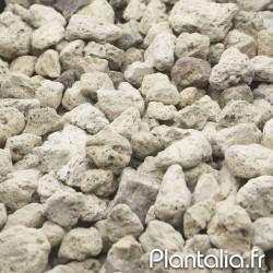 Pierre Ponce / Pumice calibre 10/14mm - Substrat Plantes et Succulentes