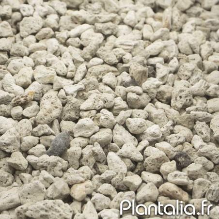 Pierre Ponce / Pumice calibre 6/10mm - Substrat Plantes et Succulentes